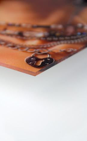 Acrylglas   Plexiglas Druck 3 Mm