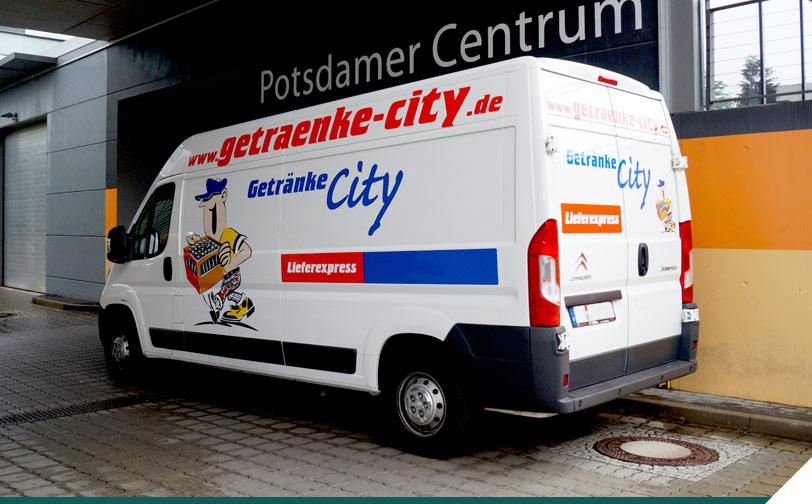 Fahrzeugwerbung - Fahrzeugbeschriftung - BERLINMEDIAGROUP ...